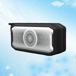 1 Pc Wireless Speaker Long-Lasting Waterproof Subwoofer Spea