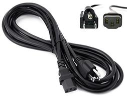 Amamax® 15 Feet Extra Long AC Power Cord Cable for VIZIO TV