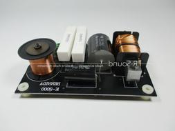 1pc K-2000 Treble+Bass*2 HIFI Speaker divider 2way crossover