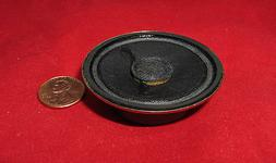 "1pc - Small 2"" Speaker, 4ohm 2W, 0ADM393C,Ceramic Magnet Pap"