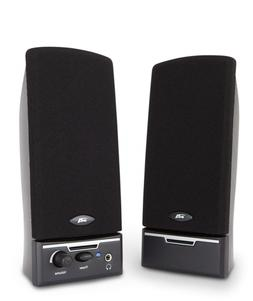Cyber Acoustics 2.0 Amplified Speaker System Delivering Qual