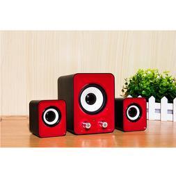 2 1 multimedia subwoofer speaker system phone