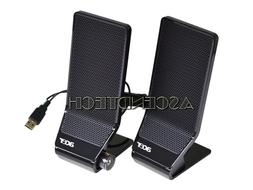ACER USB POWERED DESKTOP PC COMPUTER SYSTEM SPEAKERS SET AC2