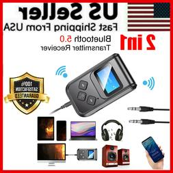 2 in1 Bluetooth USB Audio Adapter Transmitter Receiver for T