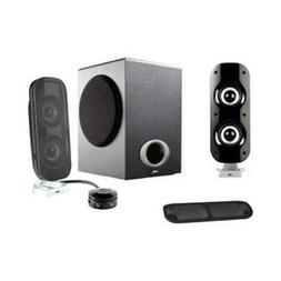 Cyber Acoustics 3 pc Powered Speakers - CA-3810