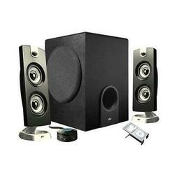 Cyber Acoustics 3 pc Speaker System - CA-3602