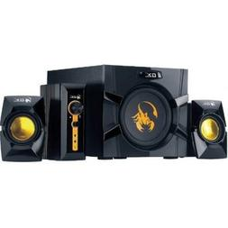 Genius USA 31731016101 SW G2.1 3000 GX Gaming Speaker