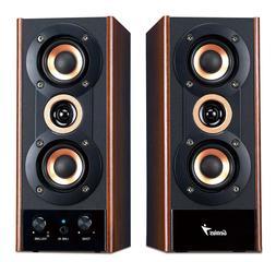Genius SP-HF800A  Computer Wooden Speaker