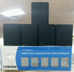 5pc Surround Speakers System