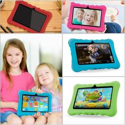 """7 """" Kids Tablet PC Android 7.1 Quad Core 1GB+16GB WiFi Dual"""