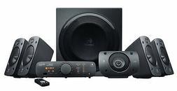 Logitech Z906 5.1 Speaker System - 500 W RMS - DTS, Dolby Di