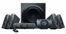 Logitech 980-000467 Z906 5.1ch Blk Rca 500w Dolby Spkr Surro