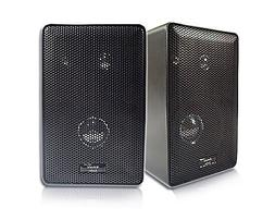 Acoustic Audio 251B Indoor/Outdoor Speakers