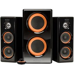 Arion Legacy AC Powered 2.1 Speaker System with Dual Subwoof