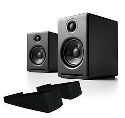 Audioengine A2+ Powered Desktop Speaker Package  with DS1 De