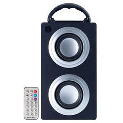 Craig CR4189BT Digital Bluetooth Mini Tower with FM Radio an
