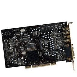 Creative Sound Blaster X-Fi SB0460 7.1-Channel PCI Sound Car
