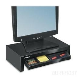 Fellowes Designer Suites Monitor Riser, Black - 8038101
