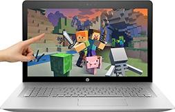 HP Envy 17.3-Inch Full HD IPS Touchscreen Laptop, 7th Intel
