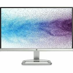 "Hp - 22er 21.5"" Ips Led Hd Monitor - White/silver"