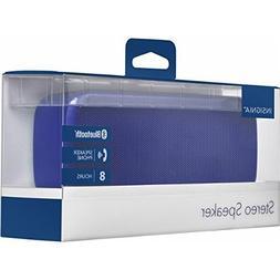 Insignia Portable Bluetooth Stereo Speaker Blue - Refurbishe
