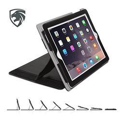 ZOOGUE Case Genius Pro iPad 4, iPad 3 and iPad 2 Case - Leat