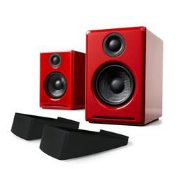a2 limited edition premium powered desktop speaker