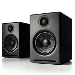 a2 wireless desktop bluetooth speakers black authorized