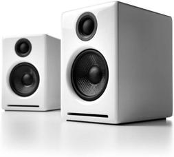 Audioengine A2+ Wireless 60W Powered Desktop Speakers, Bluet