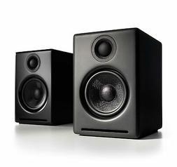 Audioengine A2+ Wireless Desktop Bluetooth Speakers - Black