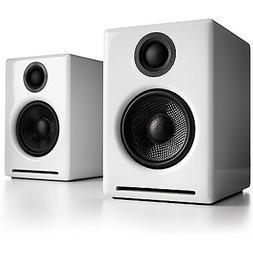 Audioengine A2+ Wireless White 2-way Powered Speaker System