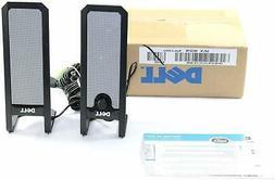 Dell A225 DJ406 313-4323 USB Powered Speakers New Box.