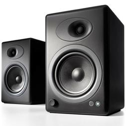 "Audioengine A5+ 5"" Active 2-Way Speakers  Brand New"