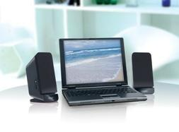 Creative Labs A60 2.0 Speaker System,Black+Brand New....