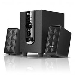 Klip Xtreme AcoustiXFusion III 2.1 Stereo Speakers with USB