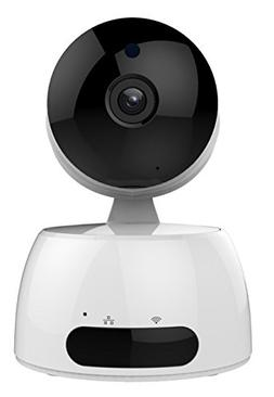 Fusion5 Advanced IP Camera - HD, Two-way Audio Speaker Suppo