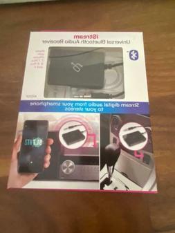 Aluratek AIS01F I-Stream DockFree Bluetooth Audio Receiver w