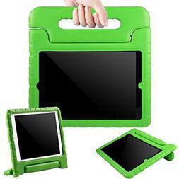 BMOUO iPad 2 3 4 Shockproof Case Light Weight Kids Case Supe