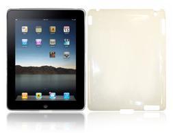 Apple iPad2G Case - Fosmon TPU Skin Case for Apple iPad 2G +