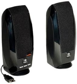 Logitech Audio USB Speaker with Digital Sound For Computer D