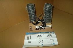 Dell AX210 Multimedia PC Speaker System USB 3.5mm X1147C R12