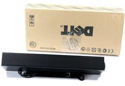 New Dell 313-6412 AX510 Flat Panel Stereo Soundbar for Dell