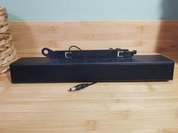 DELL AX510PA Computer Monitor Sound Bar PC Multimedia Speake