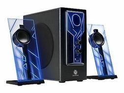 basspulse speaker system for pc 2 1