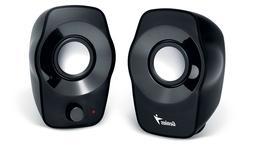 Genius BLACKONS Desktop Speakers