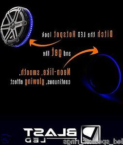 Blue LED Speaker Light Rings for Wet Sounds XS-65 XS-650 SW-