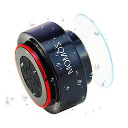 ZOMOM BLUETOOTH SHOWER SPEAKER - Certified Waterproof - Wire