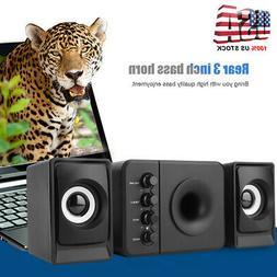 Bluetooth Speaker Bass Stereo Subwoofer Loudspeaker for Comp