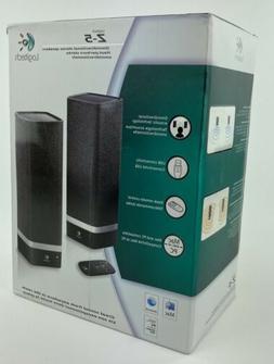 Brand New Logitech Z-5 Computer Stereo Speakers Remote Mac /