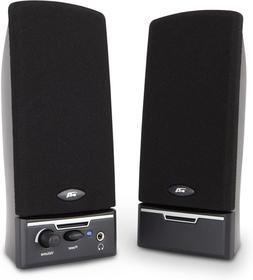 Cyber Acoustics CA-2014 Multimedia Desktop Computer Speakers